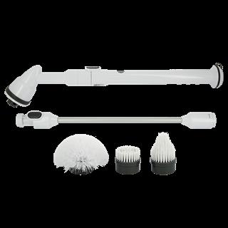 Turbo Scrub Kit De Nettoyage Electrique Nettoyant Carrelage Brosse Electrique Nettoyage Carrelage