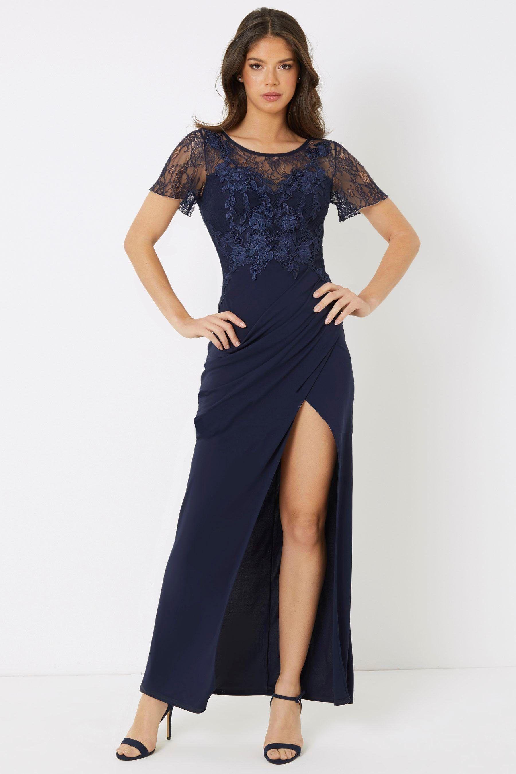 LIPSY: #Neckermann #Lipsy #Damen #LIPSY #Abendkleid #Spitze