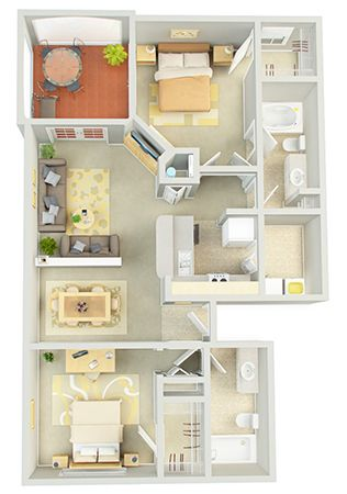 Valencia Tampa Tampa Palms Apartments Usf Housing Mezzo Modern Sims House Sims 4 House Design Sims House Plans