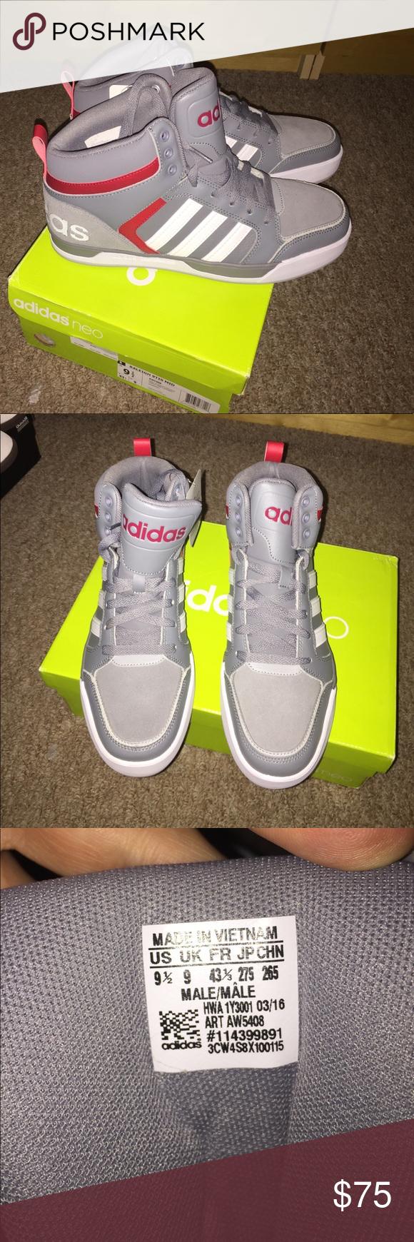ADIDAS Neo Mens Raleigh Shoes   Adidas