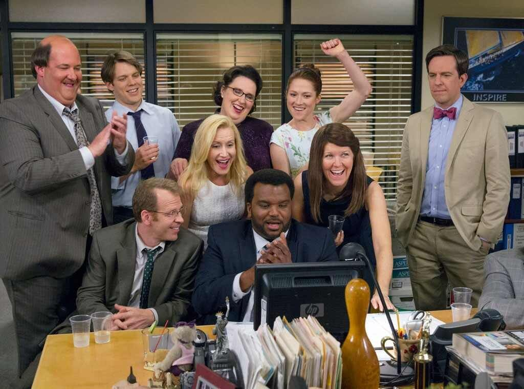 The Office Deja Un Vacio Irreemplazable En La Plataforma De Netflix La Noticia De Que El Popular Show De 9 Tem The Office Finale The Office Seasons The Office