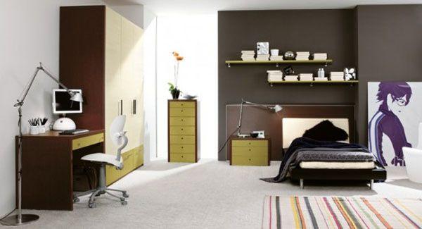 Good 40 Teenage Boys Room Designs We Love