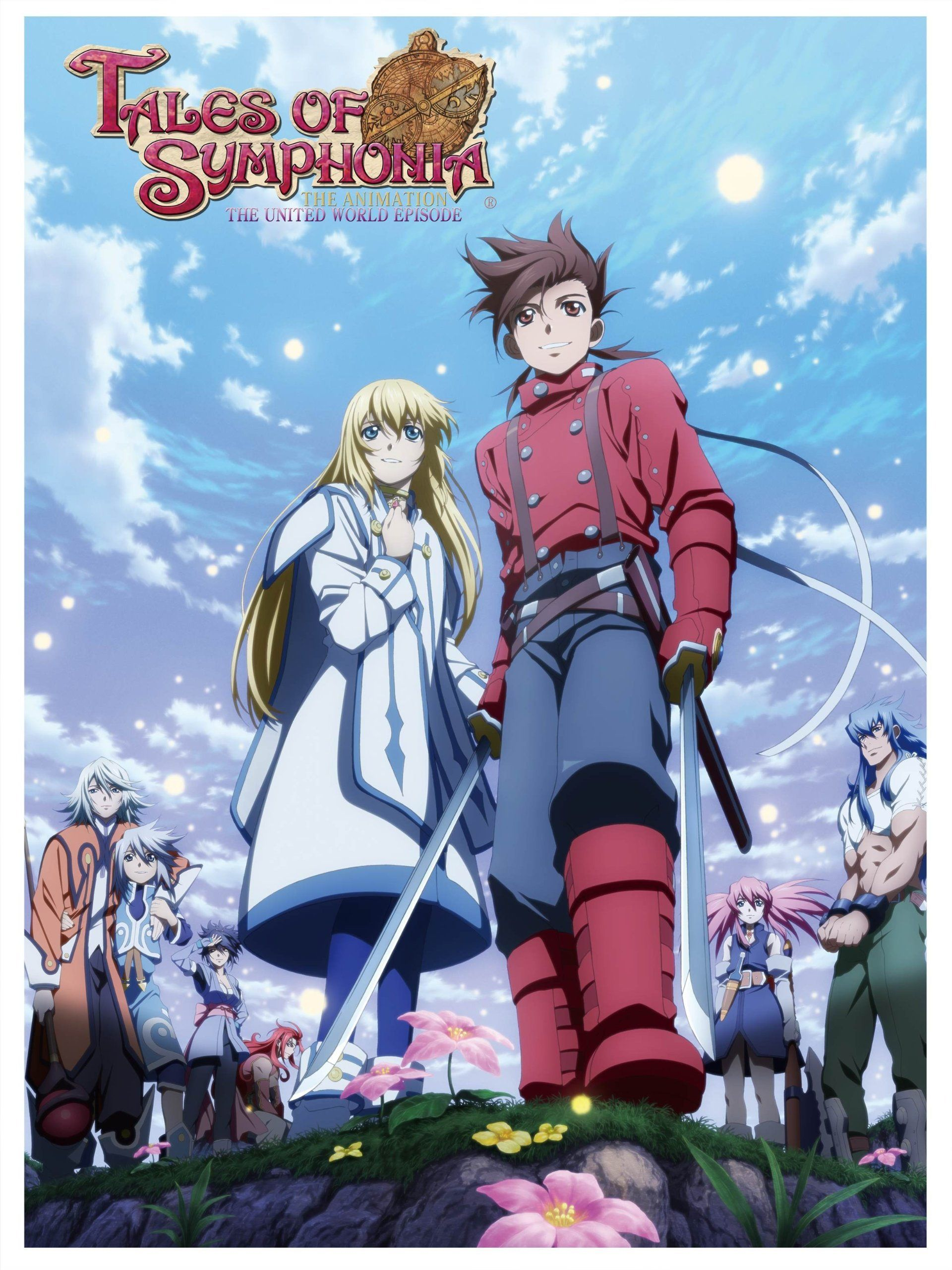 Tales of Symphonia best RPG game of the early 2000's