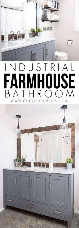 33 Trendy Basement Bathroom Ideas: Trendy Farmhouse Bathroom Faucet White Kitchens Ideas