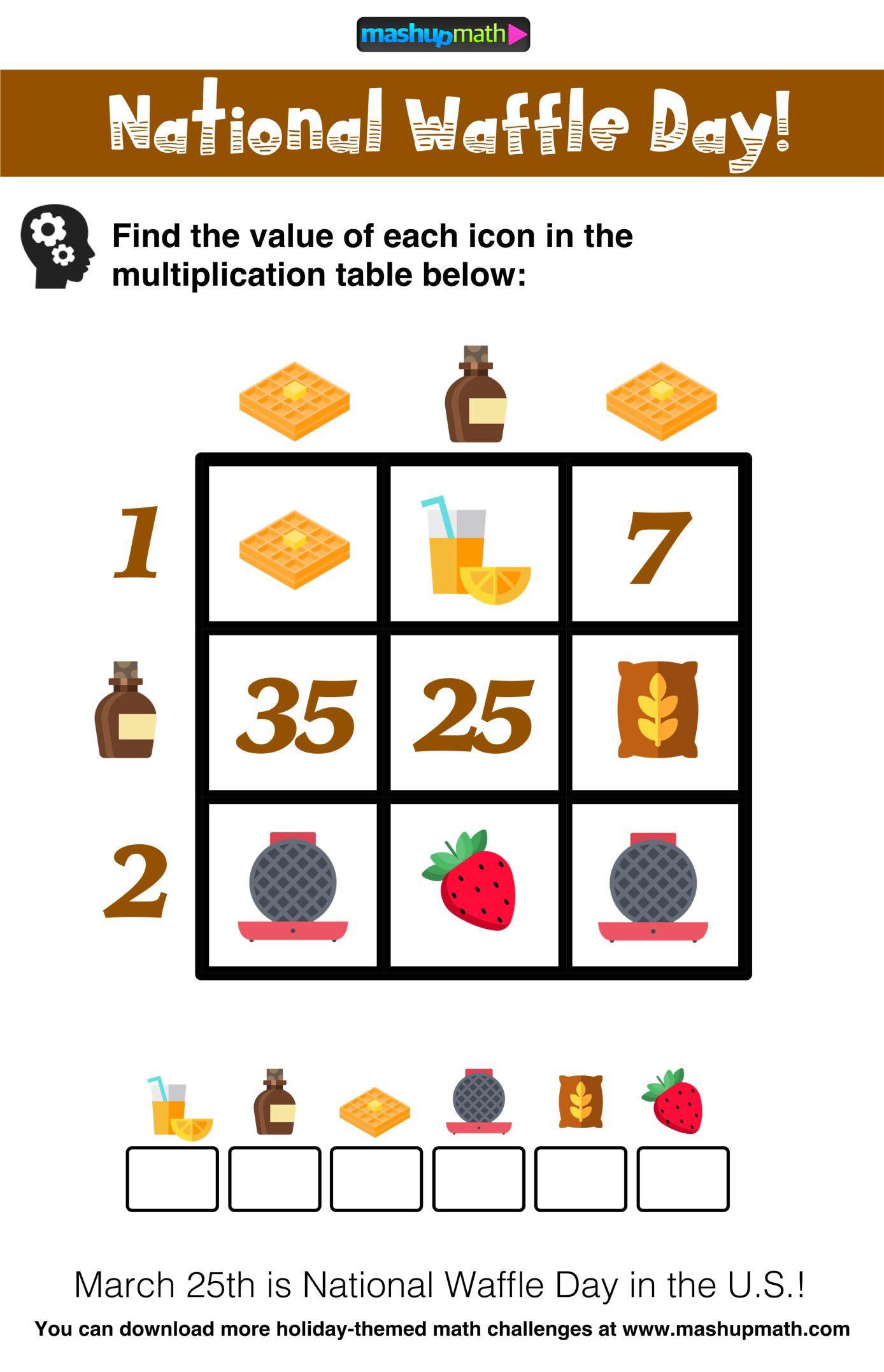 Math Puzzles Brain Teasers Maths Puzzles Brain Math [ 2155 x 1388 Pixel ]