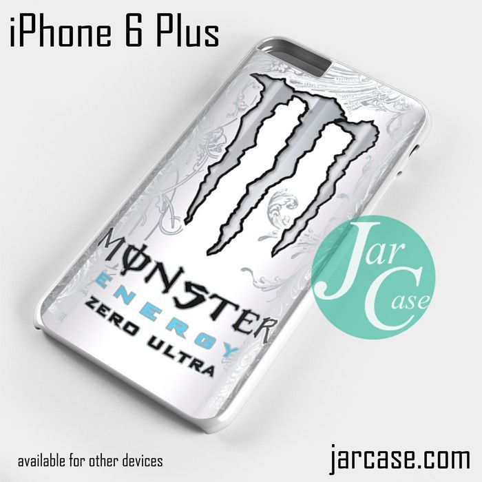 monster energy drink zero ultra Phone case for iPhone 6 Plus and other iPhone devices