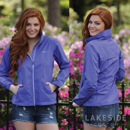 50dc7b7ae Monogrammed Women's Switchback™ II Rain Jacket | Columbia | Columbia ...