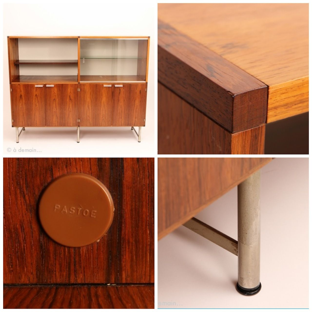 This 1960s Cees Braakman High Sideboard Edited By Pastoe Is A Classic Dutch  Modern Furnitureu2026 Cees Braakman Invented A System Of Modular Furniture  Designed ...