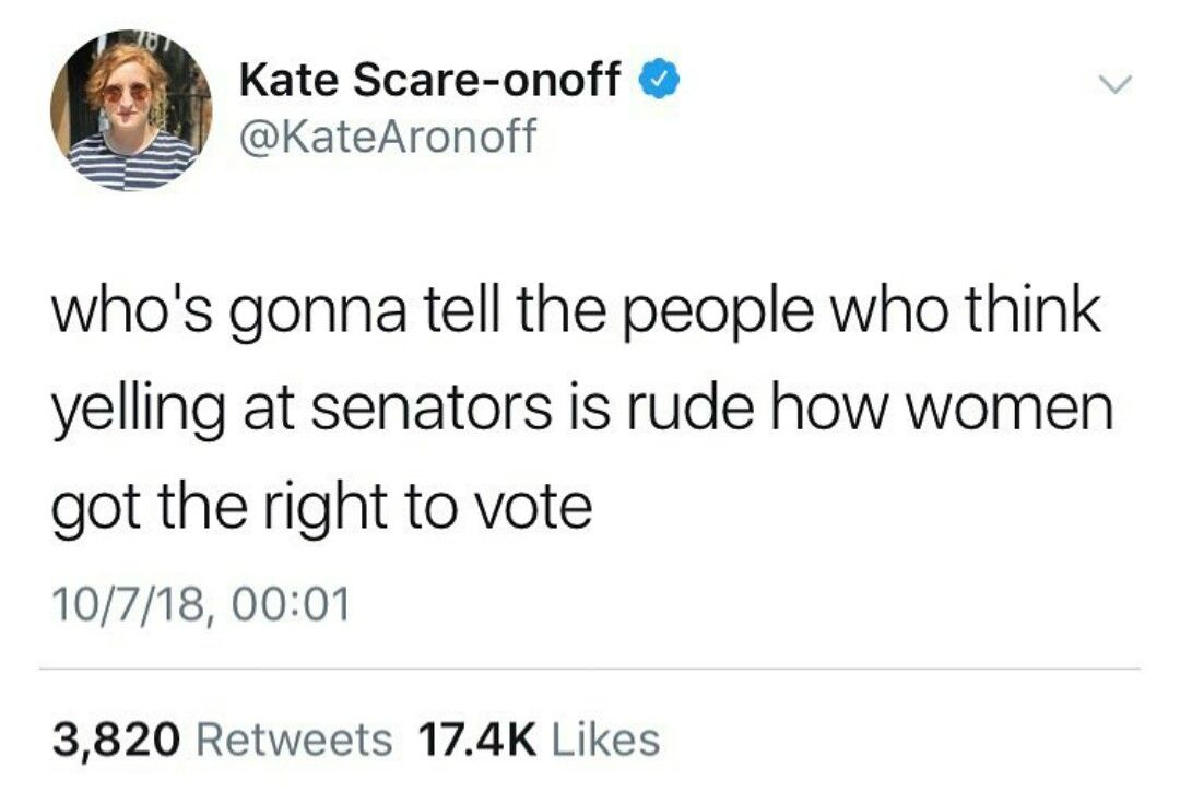 Senators Are Supposed To Represent The People All The People Not