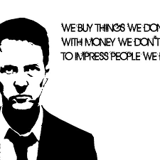 awsome fight club quote