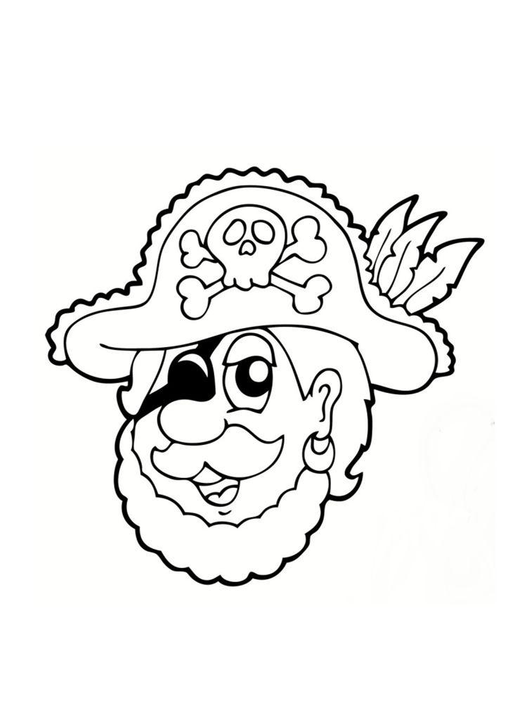 coloriage de pirate imprimer - Coloriage De Pirate