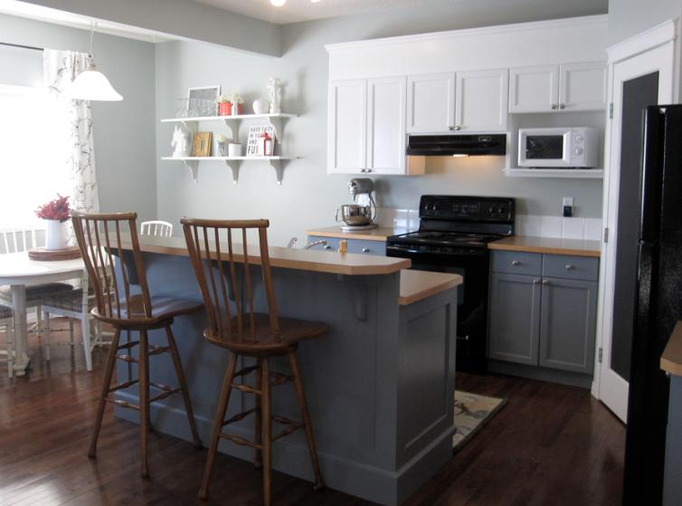 $40000 Kitchen Renovation  Home Improvement  Pinterest Adorable Basic Kitchen Cabinets Design Ideas