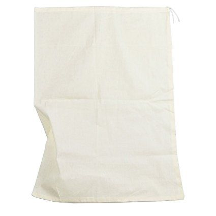 Pinfox Reusable Cotton Muslin Straining Bag Fine Mesh Food Strainer Filter Bags For Nut Milk