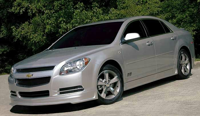 2011 Chevy Malibu Body Kit 2011 Chevy Malibu Chevy Malibu 2012