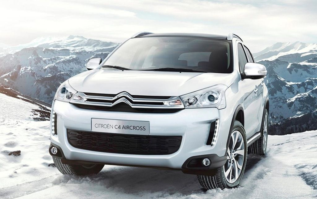 new citroen c4 aircross compact crossover car my favorite things pinterest cars. Black Bedroom Furniture Sets. Home Design Ideas