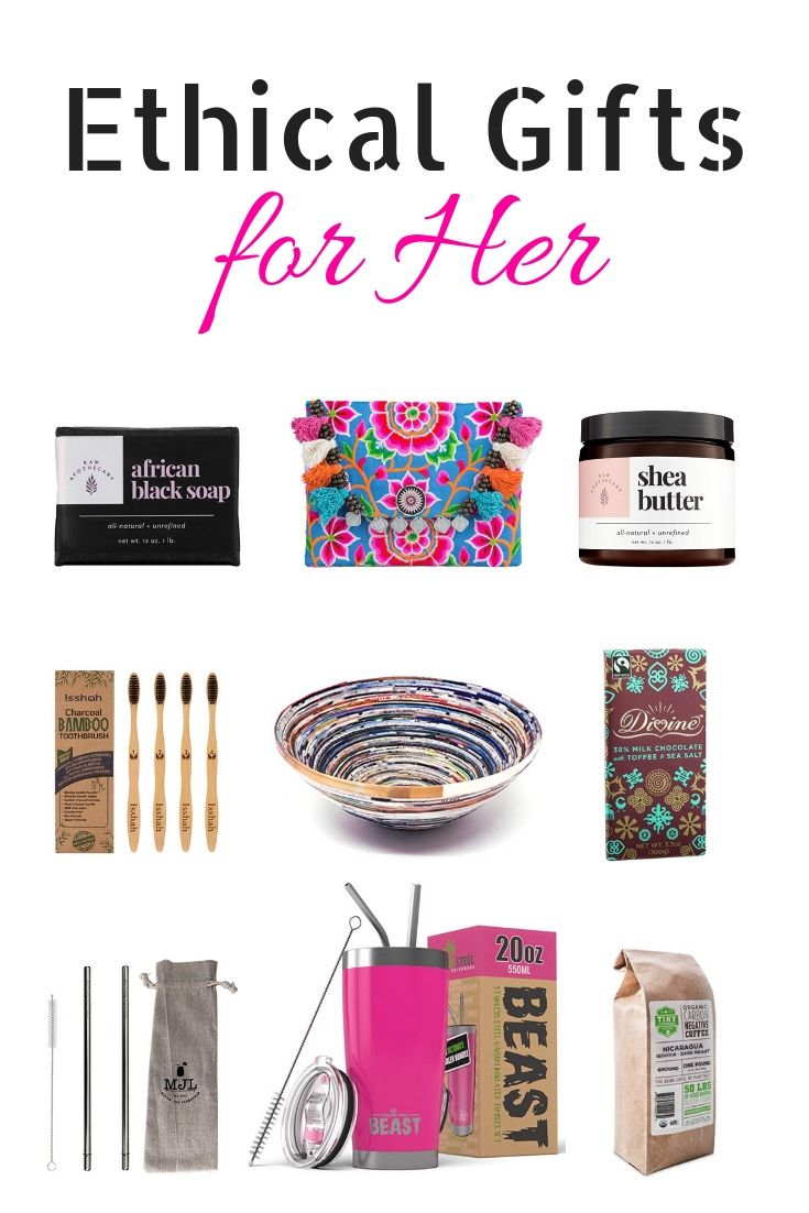 20 Ethical Gifts For Her Ethical Gift Unique Gifts For