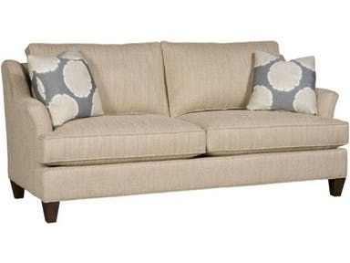King Hickory Melrose Fabric Sofa On Sale At Howell Furniture