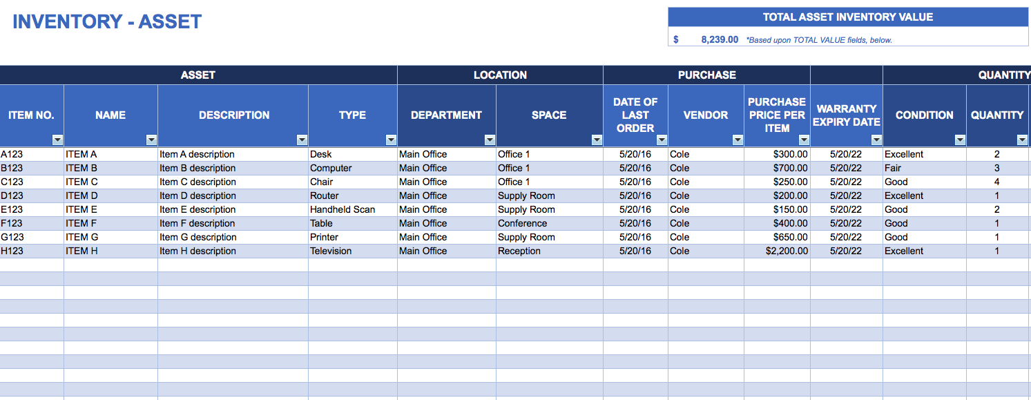 Download these inventory spreadsheets and app templates to take charge of your. Inventory Order Template 10 Free Ms Docs Xlsx Pdf Spreadsheet Template Excel Templates Invoicing Software