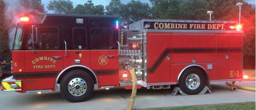 Combine Volunteer Fire Department to hold annual BBQ
