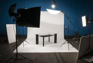 lighting set. Large Furniture Lighting Set-up Set Y