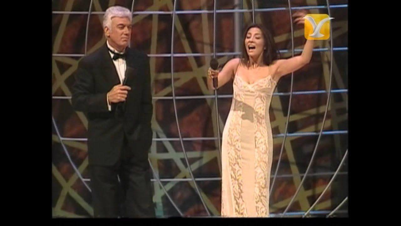 Myriam Hernandez Ay Amor El Hombre Que Yo Amo Festival De Vina