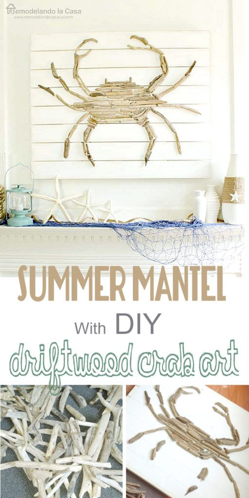 Photo of 15 DIY Coastal Home Decor Ideas