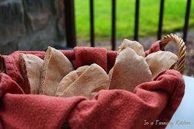 In a Far Away Kitchen: Whole Wheat Pita Bread