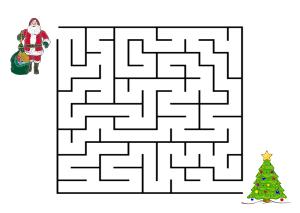 kinder rätsel - labyrinthe, irrgarten-vorlagen zum ausdrucken für kinder | rätsel für kinder