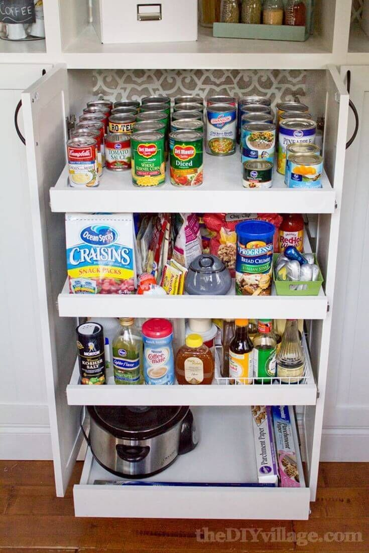 29 Practical Pantry Organization Ideas that will Save You