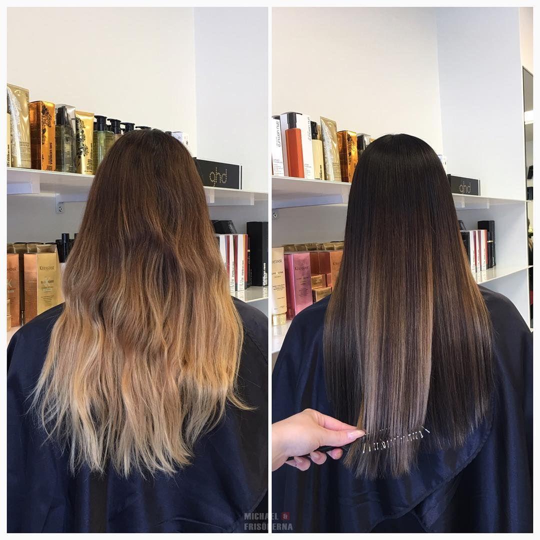 ombre hår steg för steg