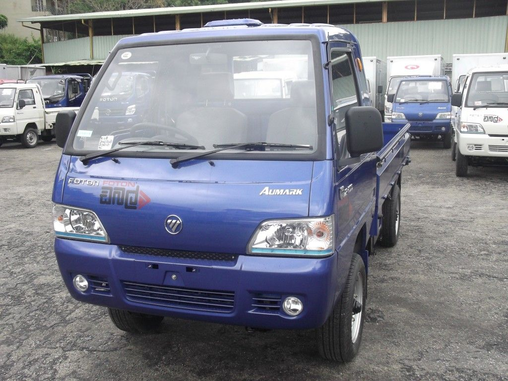 Find the Foton Trucks and Foton Double vehicles for sale