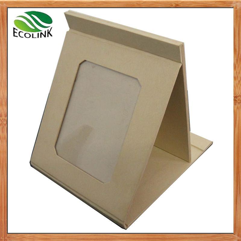Kraft Cardboard Paper Photo Frames Picture Frame | Paper craft ...
