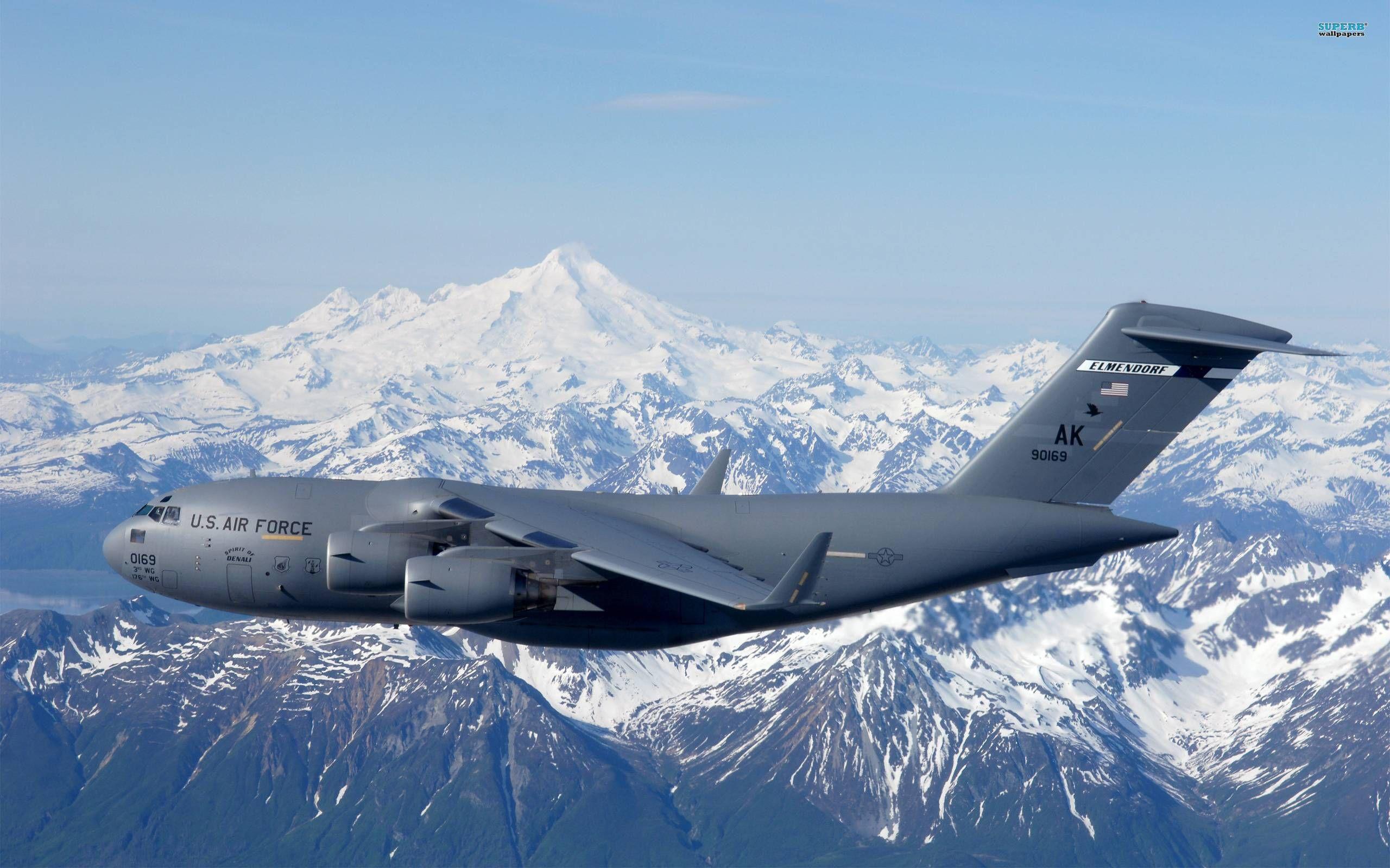 Обои самолеты, c-17 globemaster. Авиация foto 11