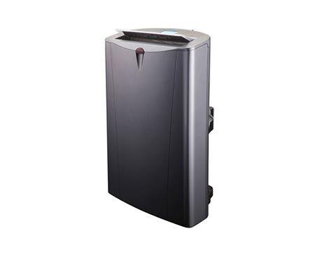 Lg Lp1413shr 14 000 Btu Heat Cool Portable Air Conditioner With Remote Lg Usa Portable Air Conditioner Locker Storage Lg Usa