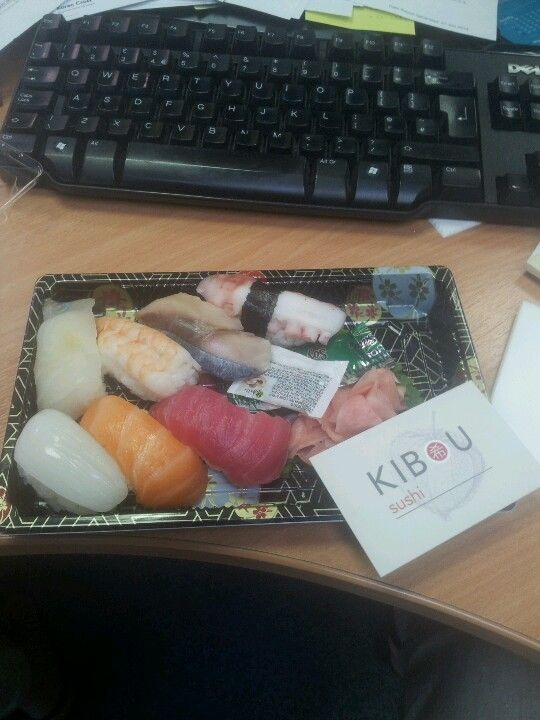 Out of this world #sushi from Kibou Sushi #Cheltenham #Cotswolds