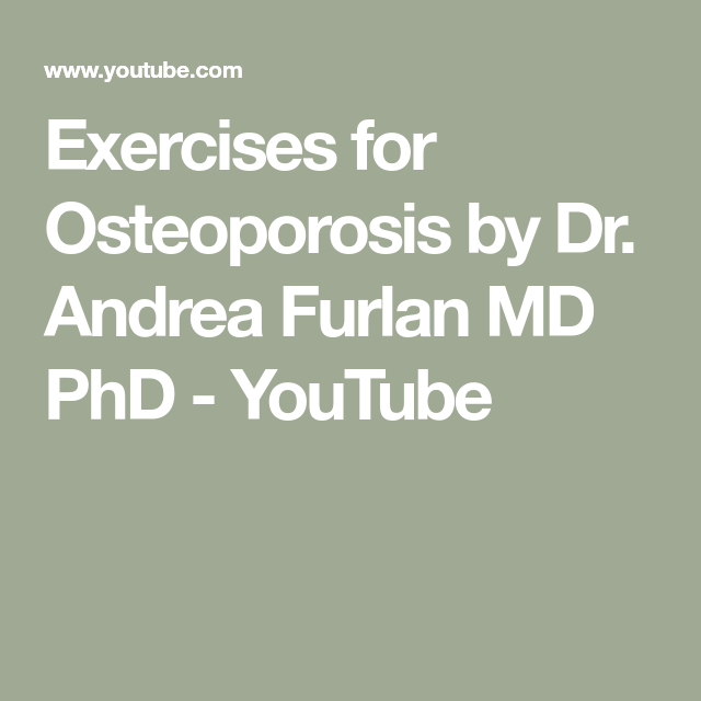 30++ What type of doctor to see for osteoporosis viral