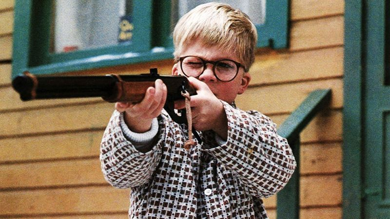 Kid You Re Gonna Shoot Your Eye Out Christmas Story Movie Best Holiday Movies A Christmas Story