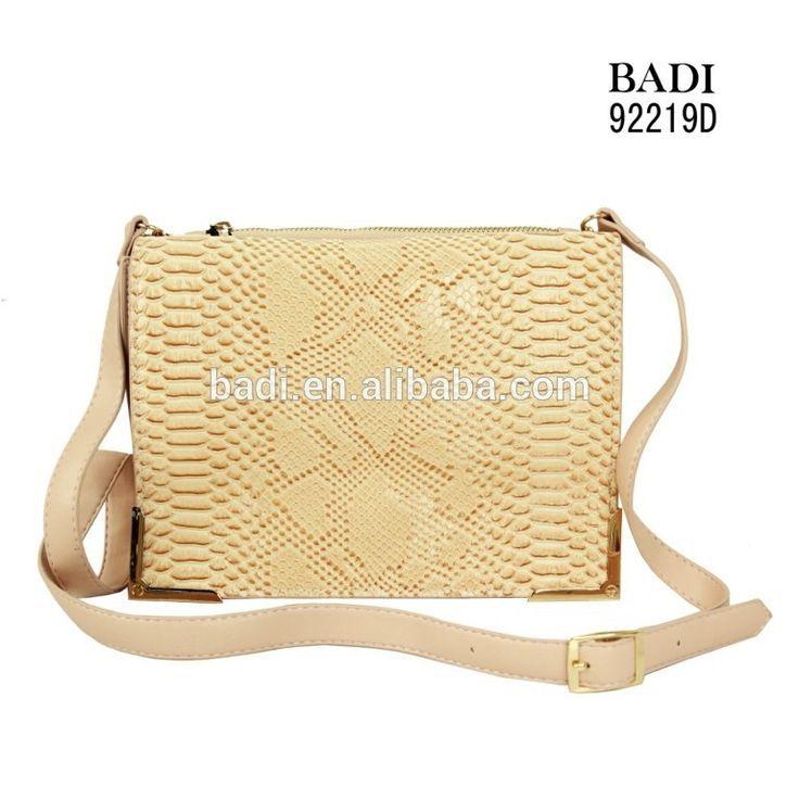 Trendy color snake pattern casual bag women small crossbody bags #Crossbody_Bag, #pattern