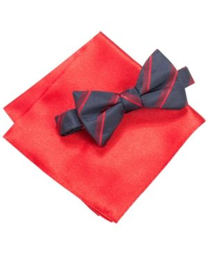 79a6a42971da Alfani Bow Tie & Pocket Square Set, Created for Macy's - | Products