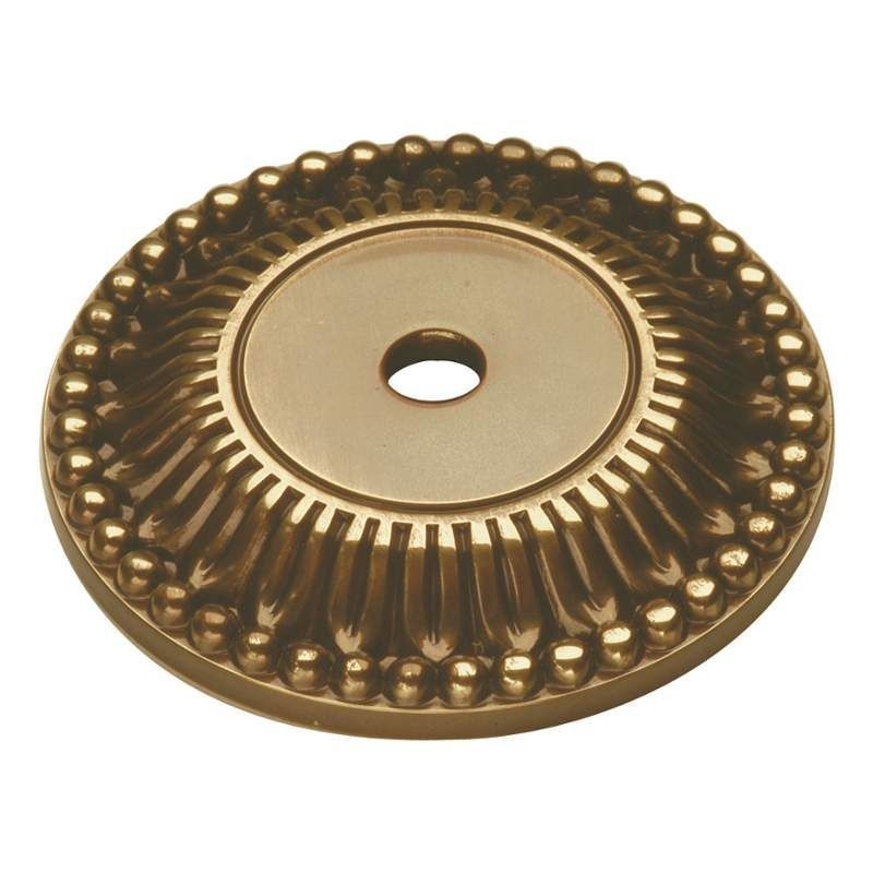 Keeler F104 Savannah 1-5/8 Inch Diameter Cabinet Knob Backplate ...