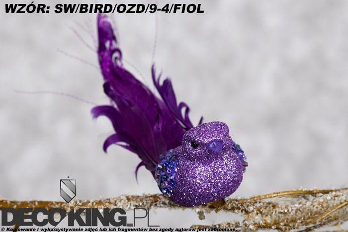 Ptaszki Na Choinke Ozdoby Swiateczne Ozdoba 4784408796 Oficjalne Archiwum Allegro Crown Jewelry Jewelry Crown