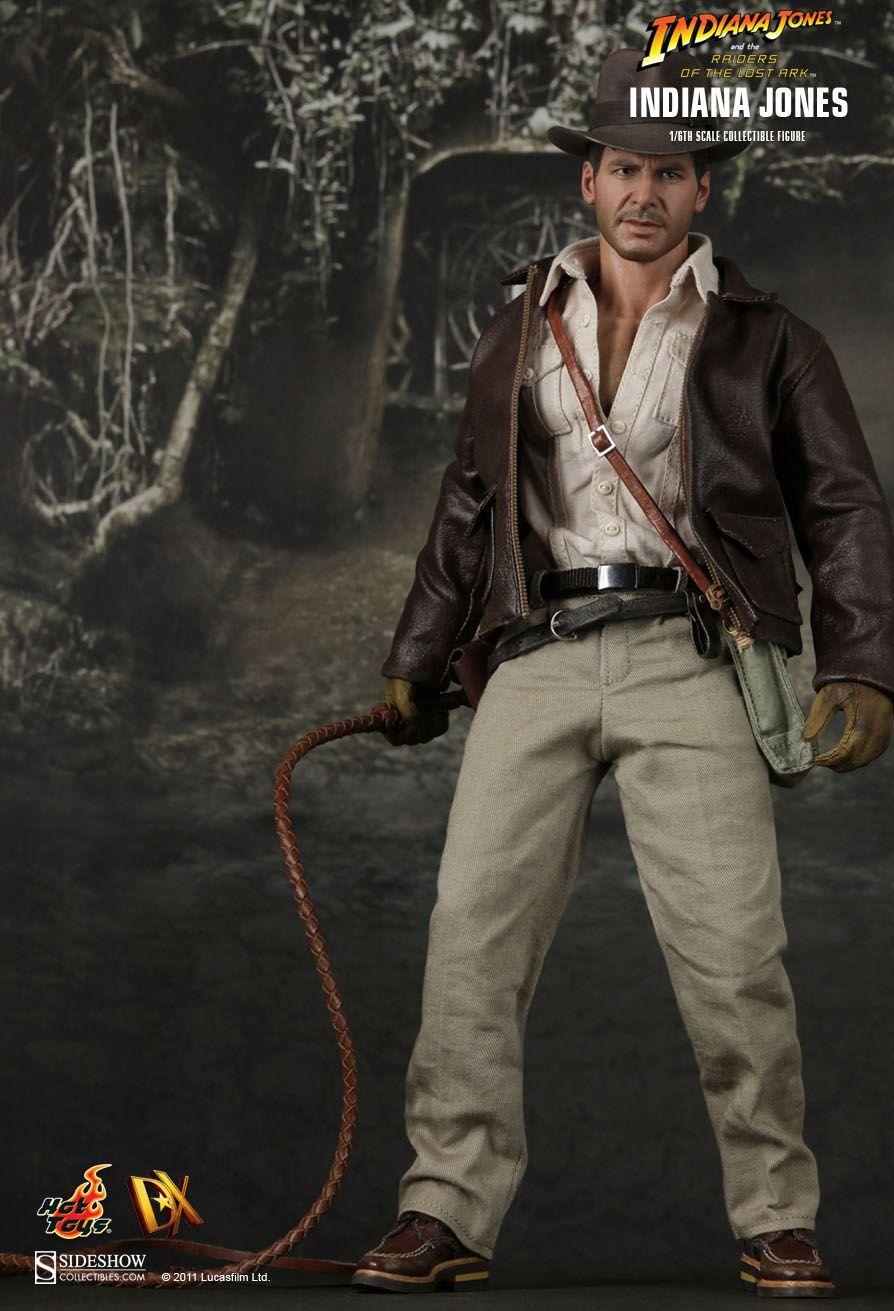 1//6 Scale Toy Indiana Jones Jacket