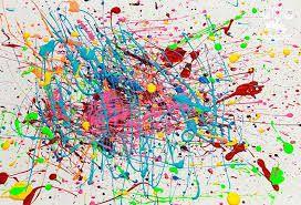 Resultado de imagen de pollock obras