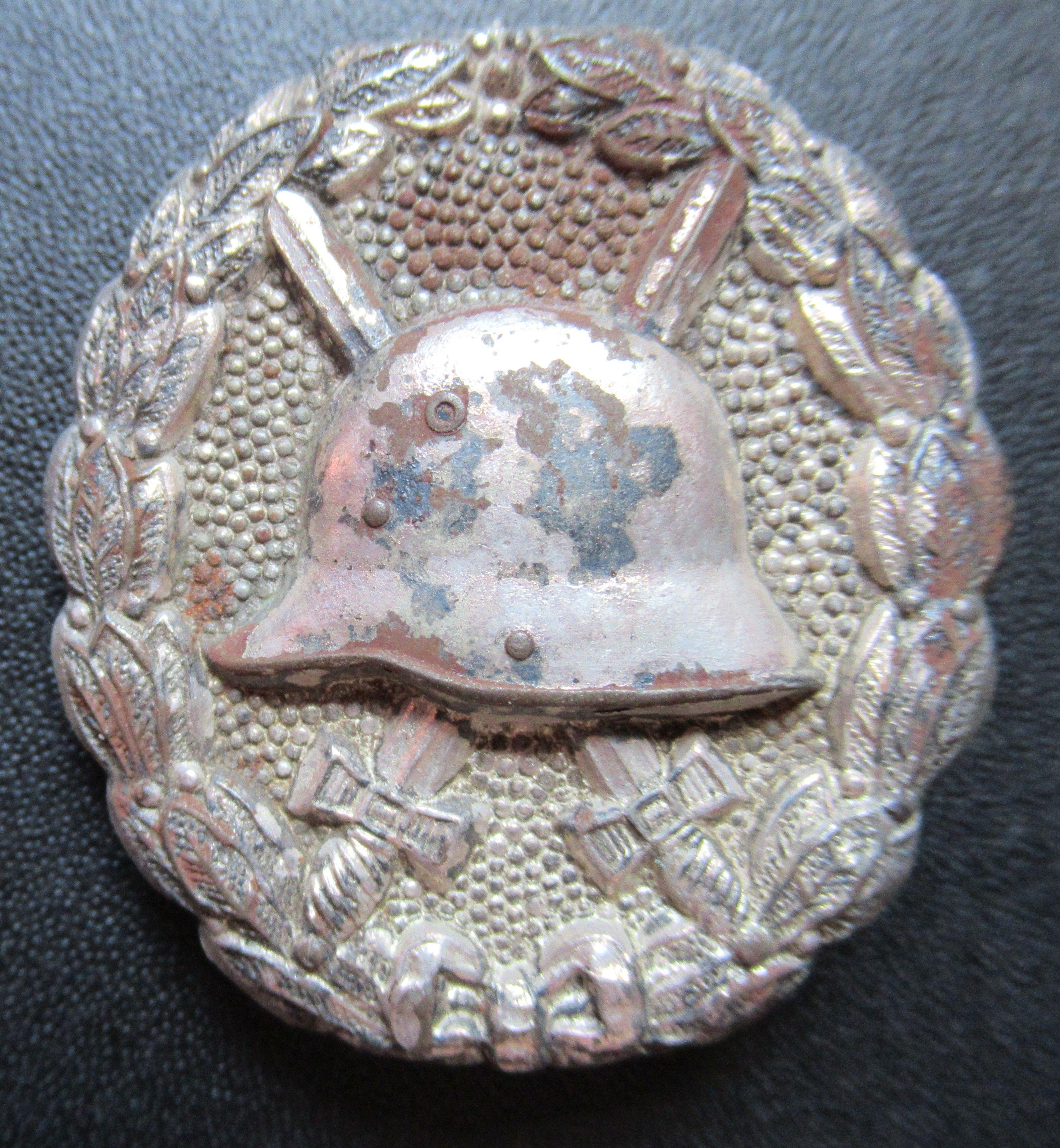 Pin On 1 German Wound Badges Verwundetenabzeichen Imperial Issue 1918