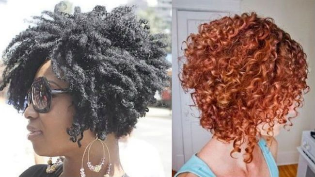 popular natural hairstyles
