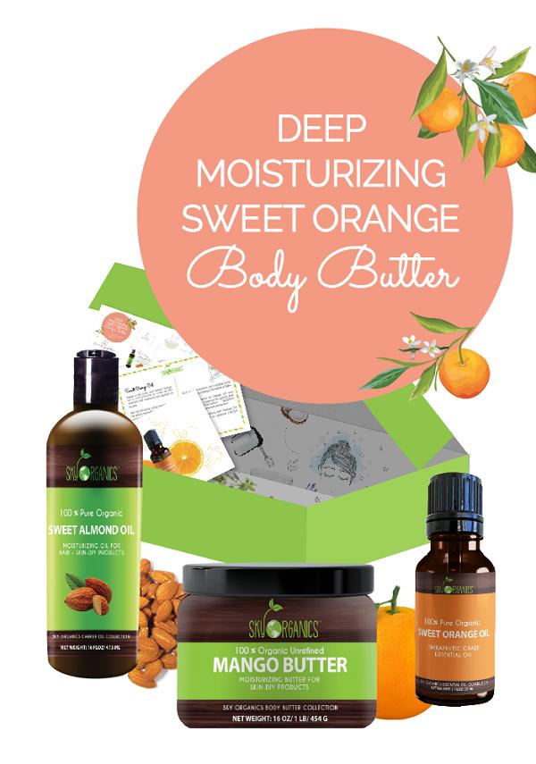 Sky organics diy deep moisturizing sweet orange body butter kit sky organics diy deep moisturizing sweet orange body butter kit solutioingenieria Gallery
