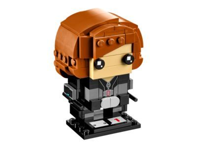 Black Widow | Lego Brickheadz Series 1 | Pinterest | Black widow ...