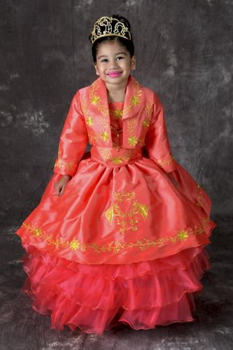 Vestidos De Nina Charra Para Presentacion De 3 Anos