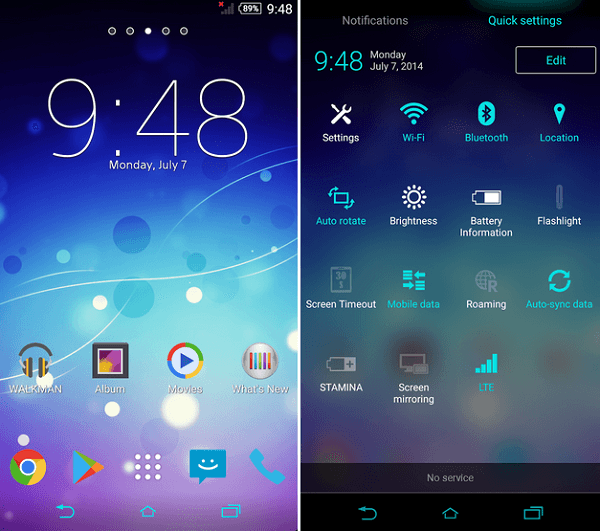 Xperia Colormix Theme apk   Xperia Guide in 2019   Android