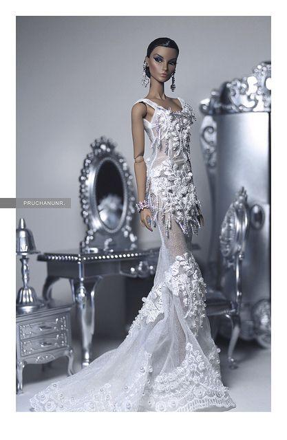 Fashion Royalty . Net-A-Porter Jason Wu 10th Anniversary D… | Flickr